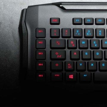 Gaming Tastatur Test